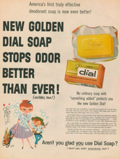Dial 70 years
